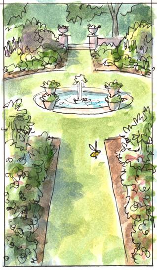 Commission -- Morris Arboretum -- Rose G