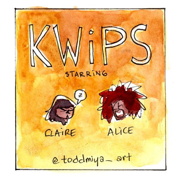 Kwips -- Mixtape 03 -- Comic 10 -- I'm A