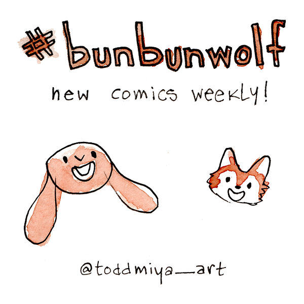 WC -- Comics -- Bunbunwolf -- No One Cam