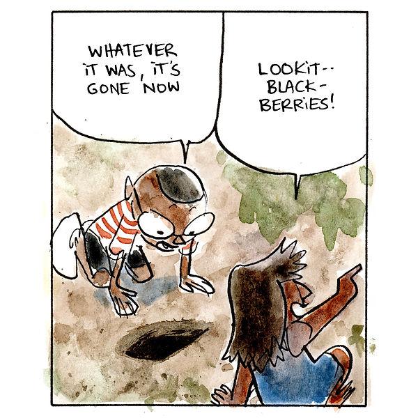 Ashima -- Comic Strip  -- C'mon Chase --