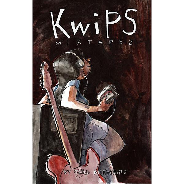 Kwips -- Mixtape 02 -- Cover Outside --