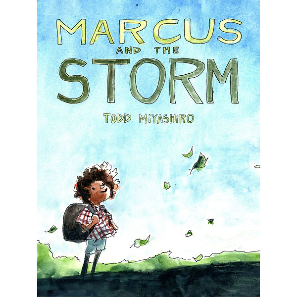 Marcus and the Storm -- WC -- Spread 00