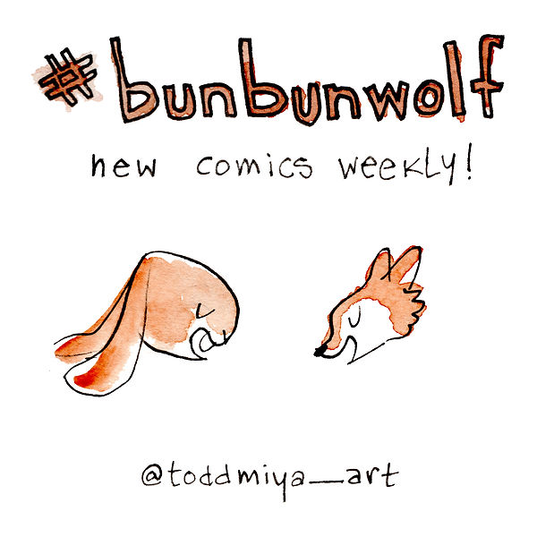 WC -- Comics -- Bunbunwolf -- Credits Mi