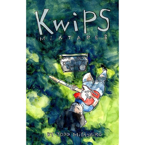 Kwips -- Mixtape 03 -- Cover -- Front 01