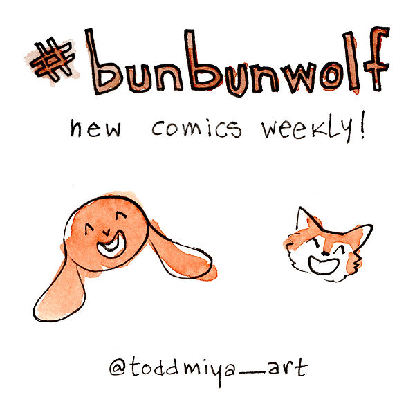 WC -- Comics -- Bunbunwolf -- Trapped in
