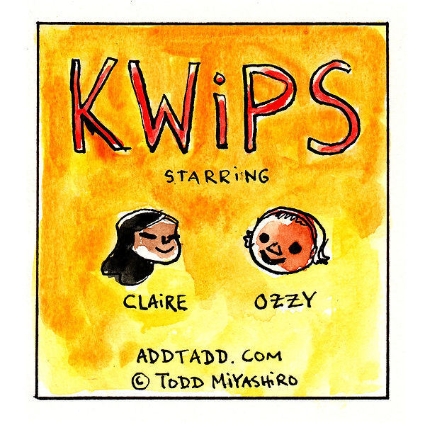 WC -- Comics -- Kwips -- Shorts -- The S