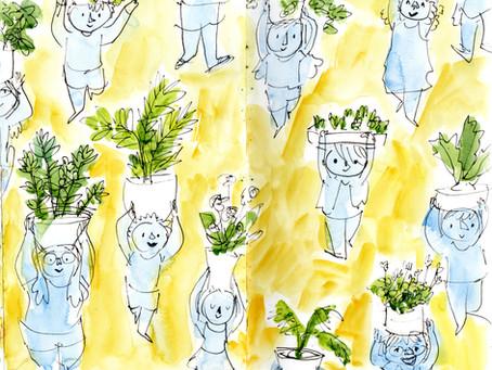 Gardening Parade