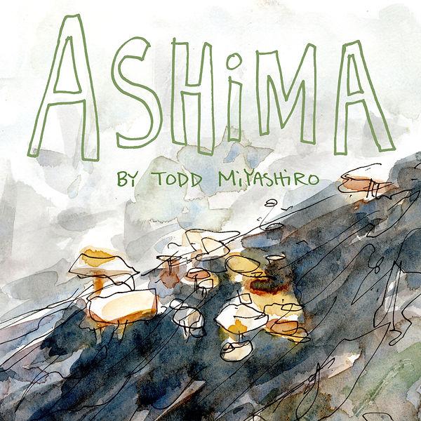 Ashima -- Comicstrip -- Title Card -- Pr