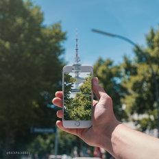 Hamburg 3D Art