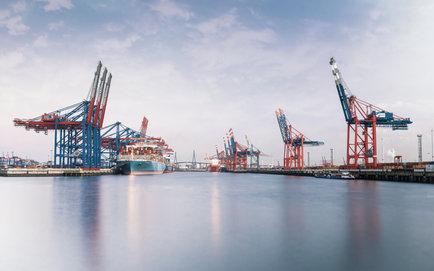 E.ON SE - Shooting Hamburg Hafen