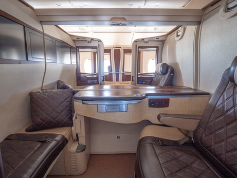 TRAUMJOB: First Class Weltreise!