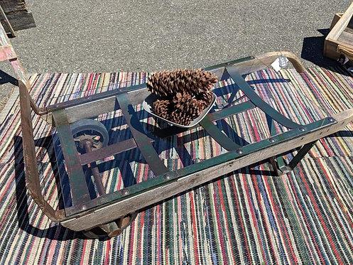 Handtruck Coffee Table