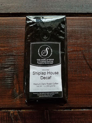Shiplap House Brew - Decaf