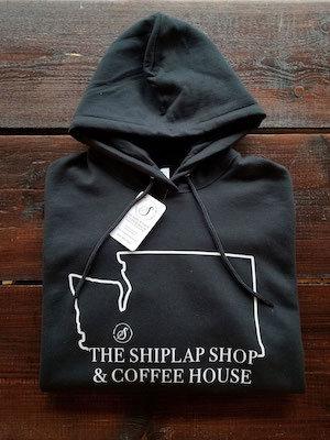 Shiplap Shop Hoodie - S