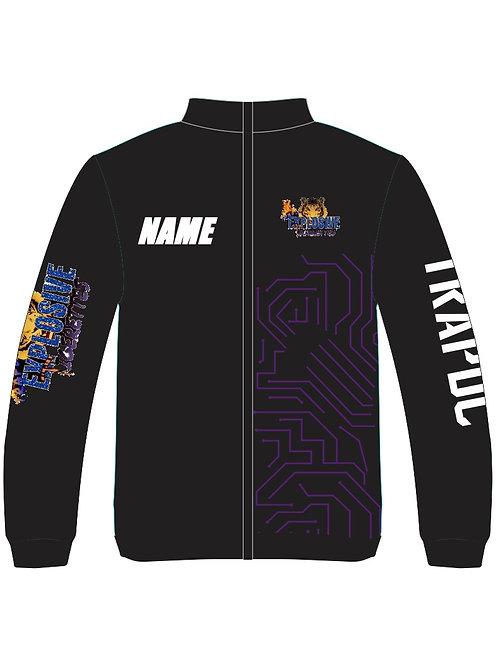 TrapDC Warm-up Jacket
