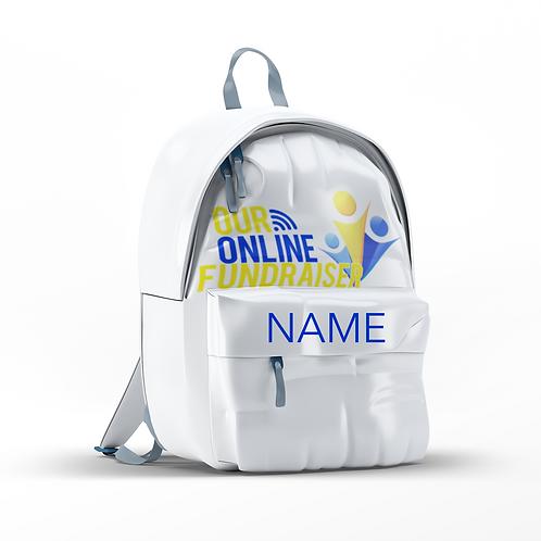 Custom Book bag