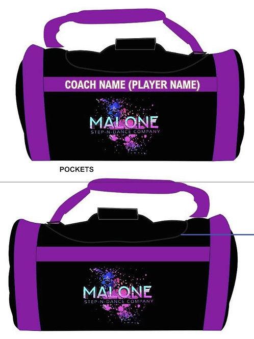 Malone Customized Duffle Bag