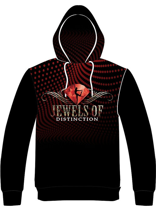 Jewels of Distinction Hoodie