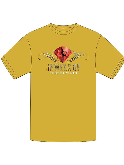 Jewels of Distinction Dry fit T-shirt