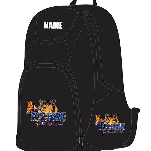 TrapDC Book bag