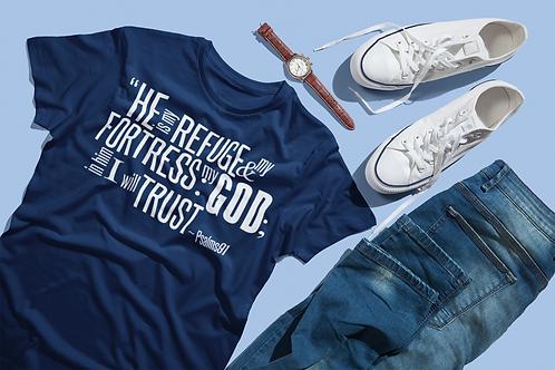 Psalms 91 T shirts