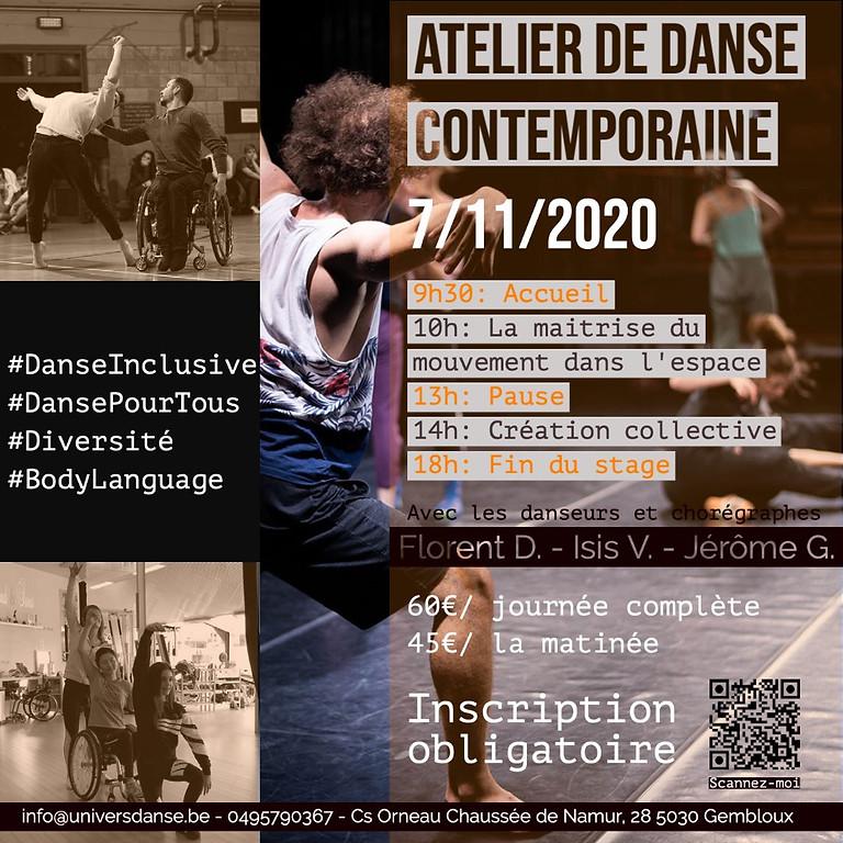Atelier de danse contemporaine