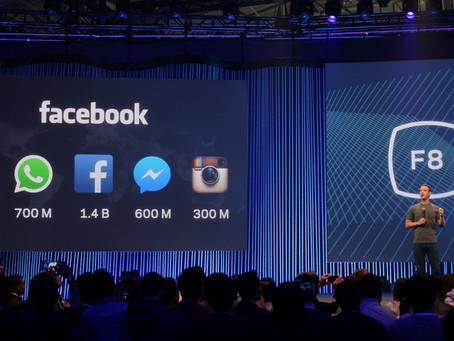 Estas son las novedades que Facebook presentó en la F8 Refresh