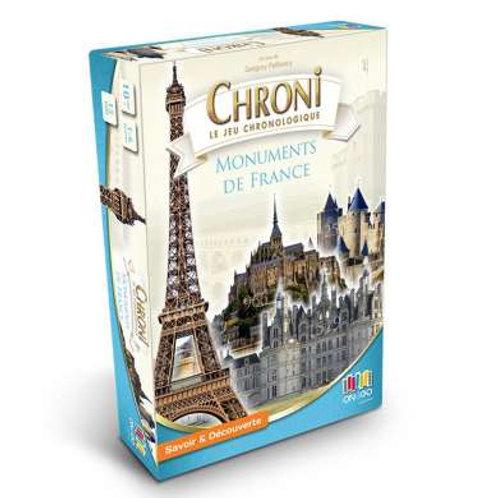 Chroni Monuments de France