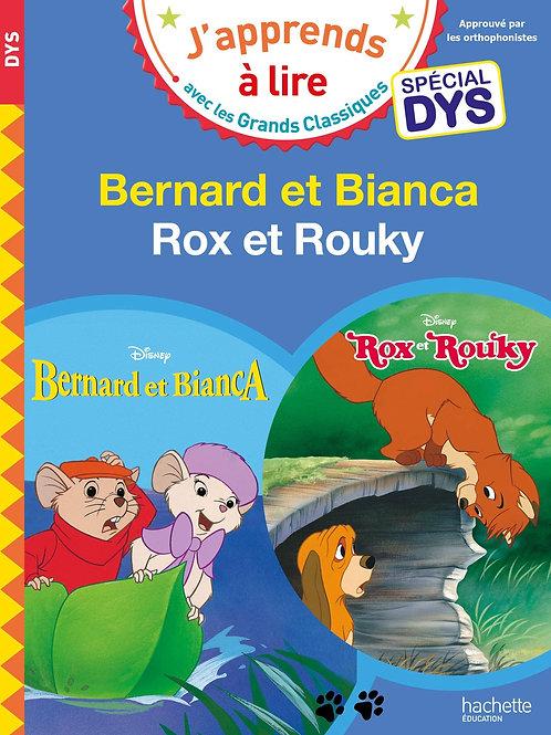 Bernard et Bianca - Rox et Rouky
