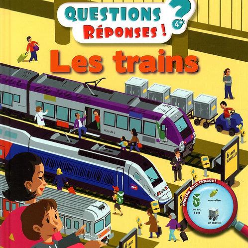 Questions Réponses - Les trains
