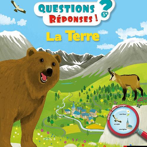 Questions Réponses - La Terre