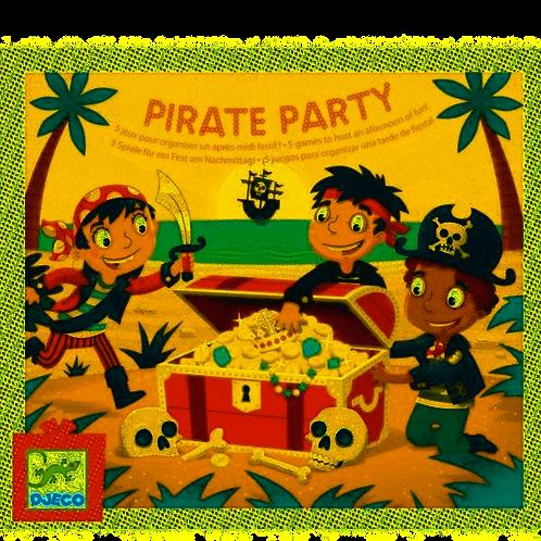 Pirate Party - Organiser un anniversaire