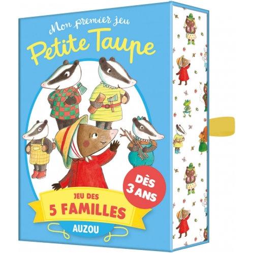 5 familles - Petite Taupe
