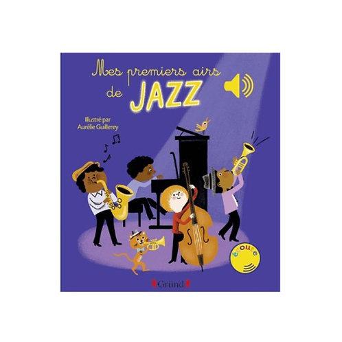 Mes premiers airs de Jazz - livre sonore