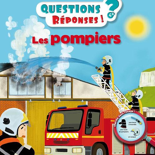 Questions Réponses - Les pompiers