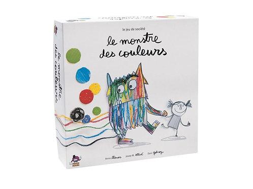Le monstre des couleurs - Le jeu