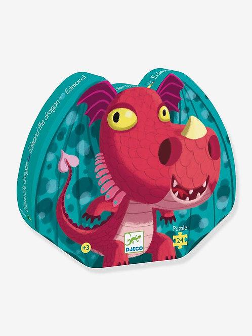 Puzzle Edmond le dragon 3+