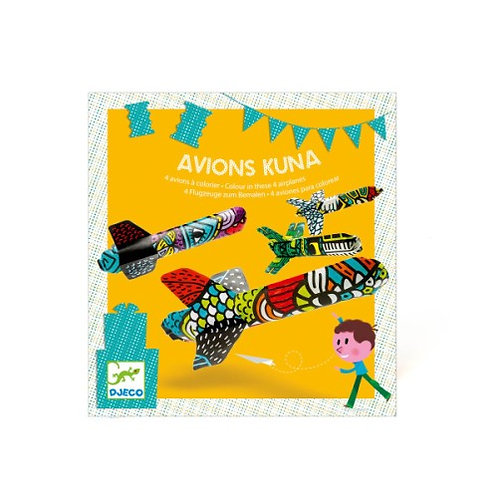 4 avions Kuna