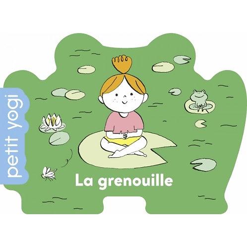 Petit Yogi - La grenouille