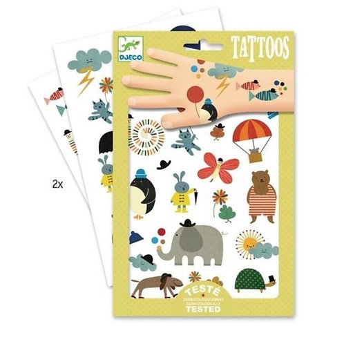 Tatouages - Jolies petites choses
