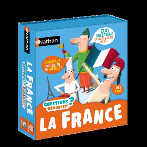 Questions Réponses La France