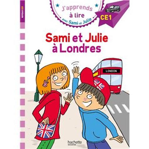 Sami et Julie à Londres