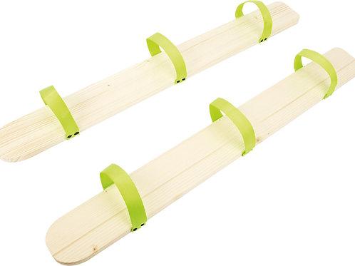Skis pour le jardin