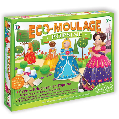 Eco Moulage - Princesses