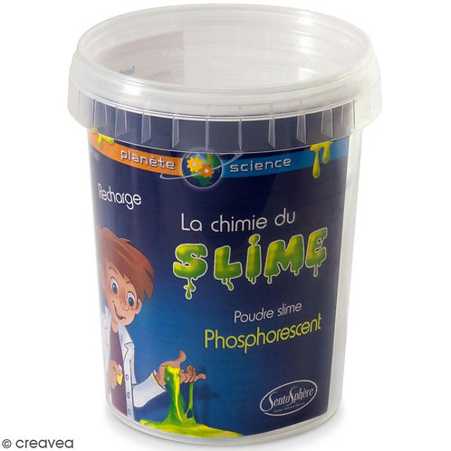 Recharge slime phosphorescent