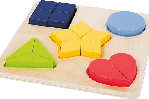 Puzzle forme Education