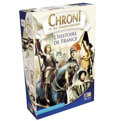 Chroni L'histoire de France