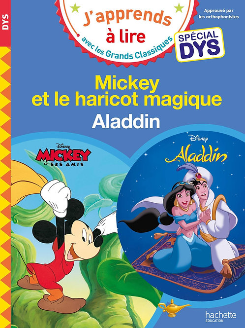 Mickey et le haricot magique - Aladdin