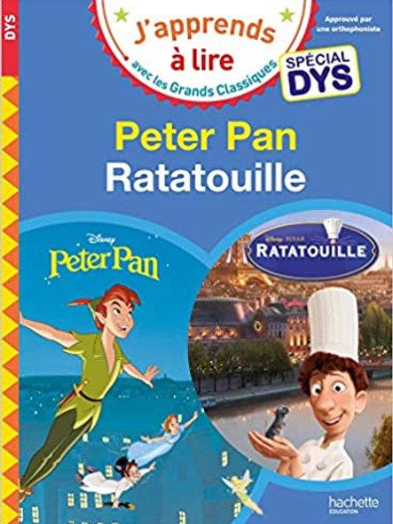 Peter Pan - Ratatouille