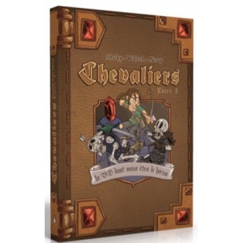 Chevaliers - Tome 3